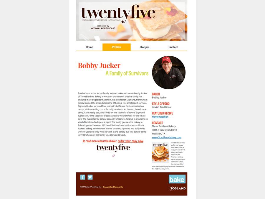 twentyfive best bakers